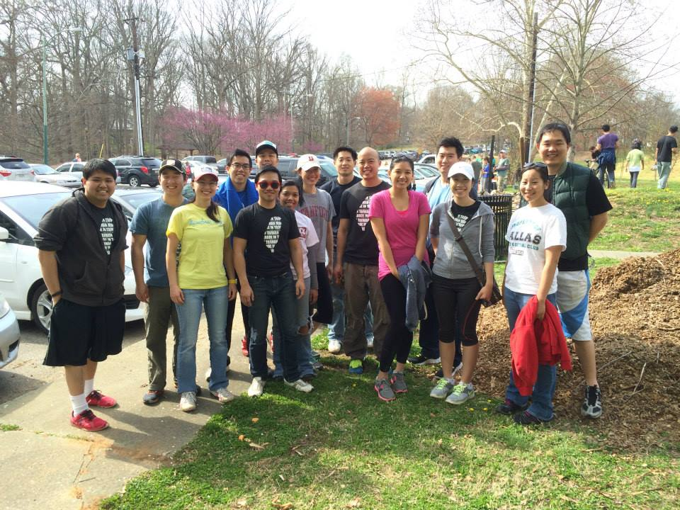 Tree Planting in Candler Park Album Cover